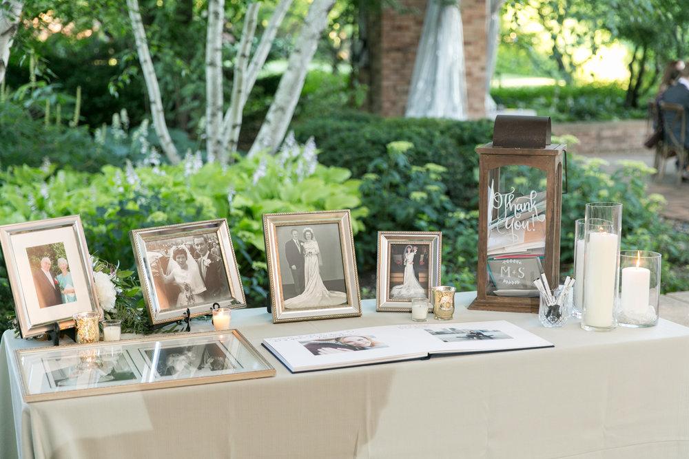 Heirloom Event Co. | Chicago Botanic Garden