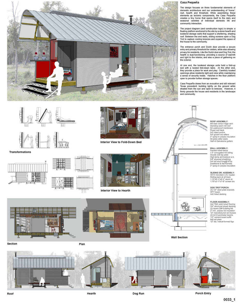 Winners tiny victories for Home design competition