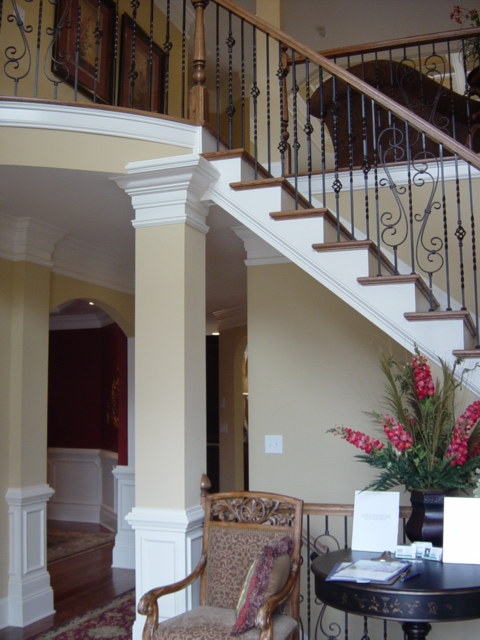 VIEW OF DIAMOND STAIR.JPG