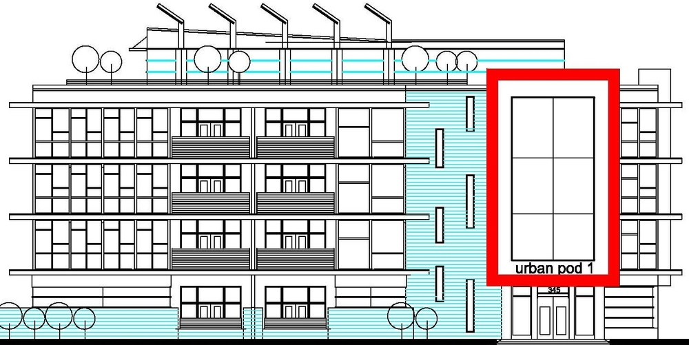 Apartment plans for Urban floor plans