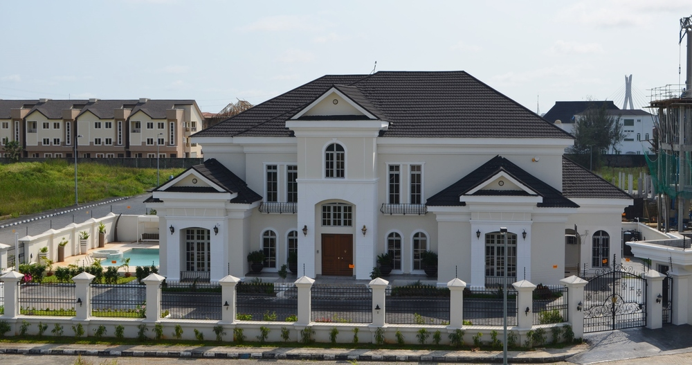 NEW CUSTOM HOME-LAGOS, NIGERIA