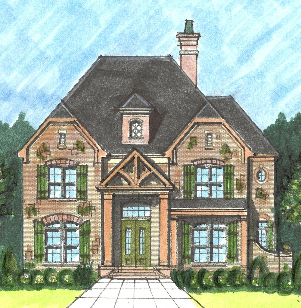 MORE NEW INTOWN PLANS--COMING SOON!  For more info, email us at customerservice@boyehomeplans.com