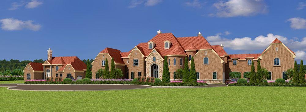Luxury Mansion Designs