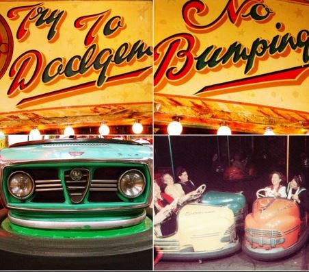 dodgems vs bumper cars