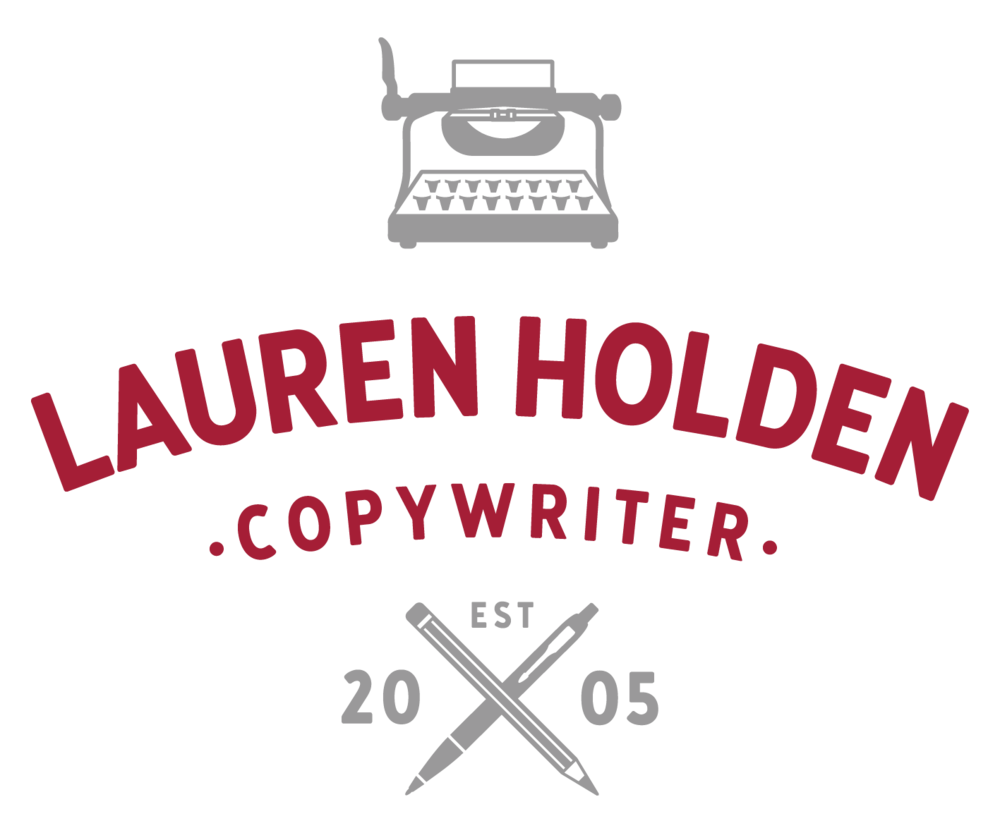 LAUREN HOLDEN - FREELANCE COPYWRITER