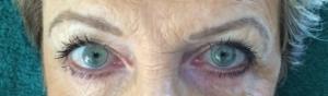 HEALED Hair Stroke Eyebrows