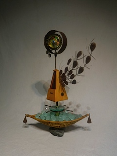Timelessness Machine by Julie Brokken
