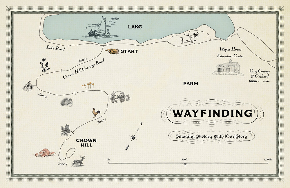Wayfinding: Imaging History With (Our)Story 2016