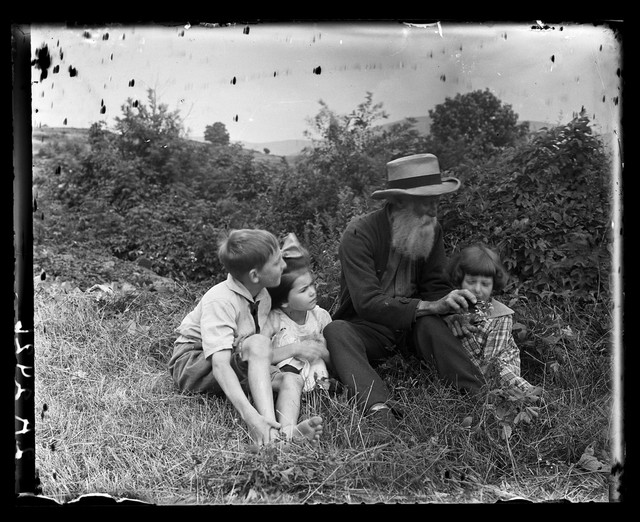 John Burroughs | photo from American Museum of Natural History