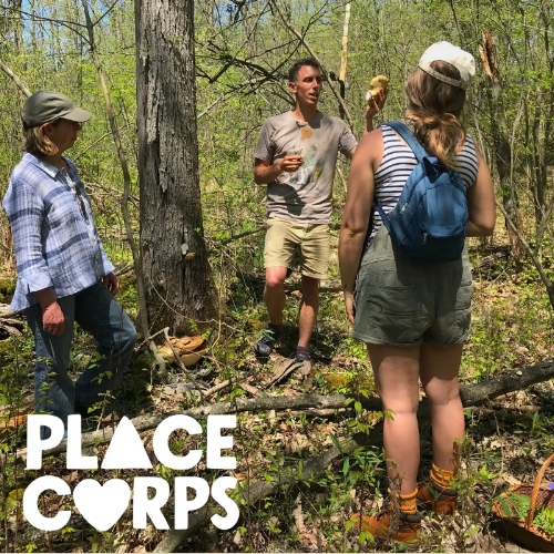 PLACE CORPS   Place Corps is a yearlong, experiential learning program based on a 900-acre Biodynamic farm in the Hudson Valley of NY. It supports 18-25 year olds to cultivate a calling to know, love and serve their places.   Over the course of the year, participants self-design accredited study plans, engage with accomplished practitioners working at the forefront of social, ecological, and economic regeneration, and develop the skills and wisdom needed to live and work in ways that make their lives, their communities, and the Earth truly thrive.  Place Corps is a shared initiative of Hawthorne Valley Association and Good Work Institute. Breeze was contracted as a consultant to develop the Place Corps program and design the curriculum.   Place Corps  launches in 2019.   Breeze will assume the role of Program Director and Lead Educator.