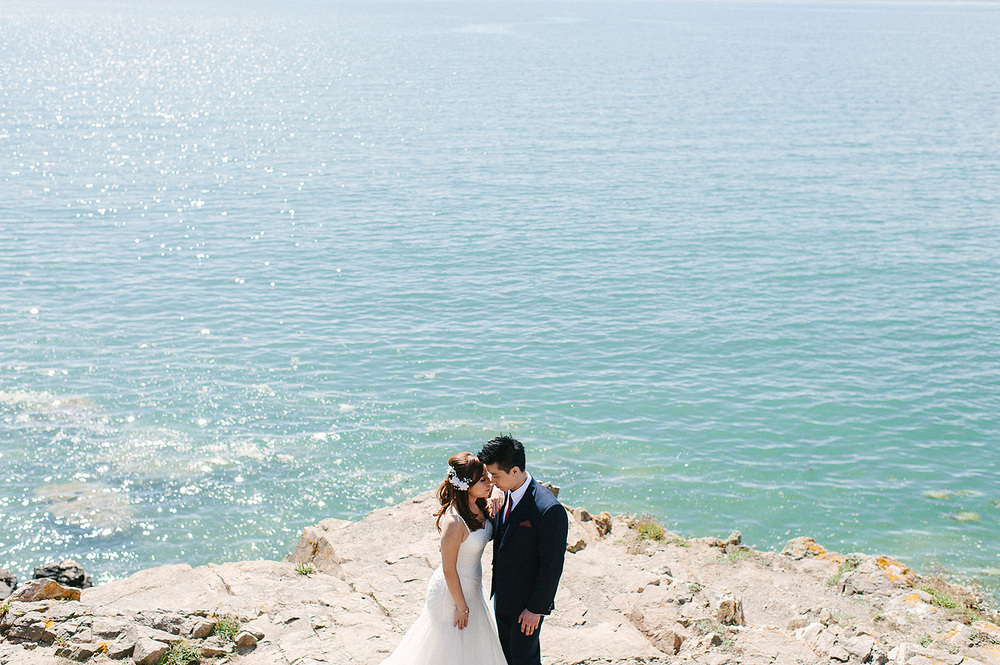 Hong Kong Irish Destination wedding
