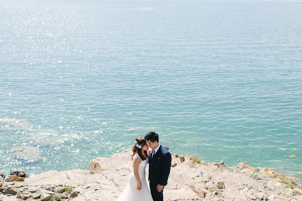 Hong Kong Irish Destination wedding