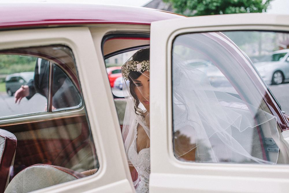 irish bride