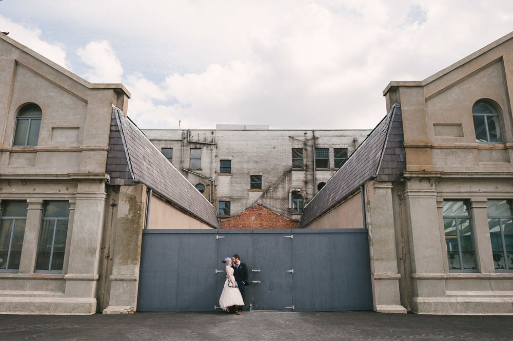 Titanic Belfast Wedding