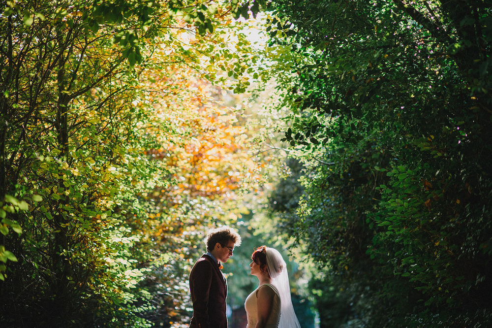Autumn wedding Belfast