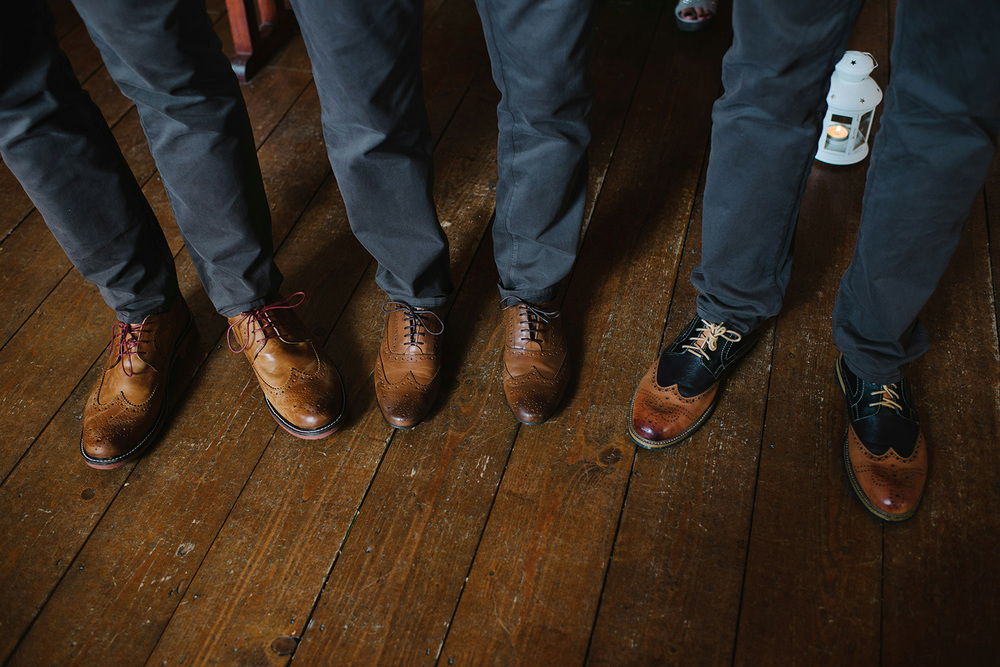 alternative wedding shoes groomsmen.JPG