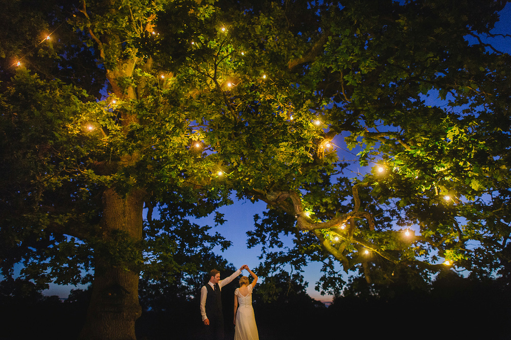 Wedding Festoon lights