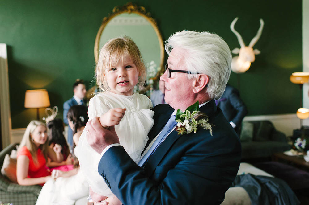Northern Ireland Wedding Photographers Bellinter House
