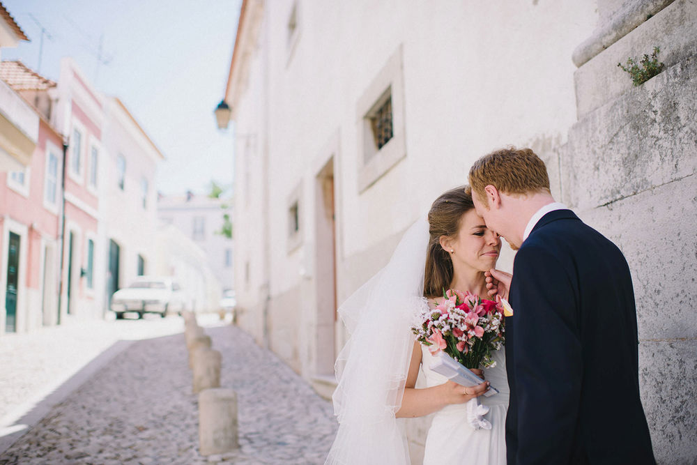 English speaking Wedding Photographers in Cascais Portugal
