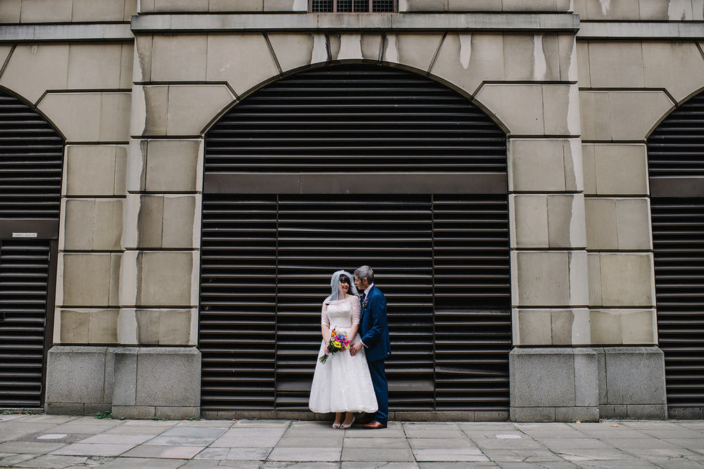 Creative and Alternative Wedding Photographers Belfast