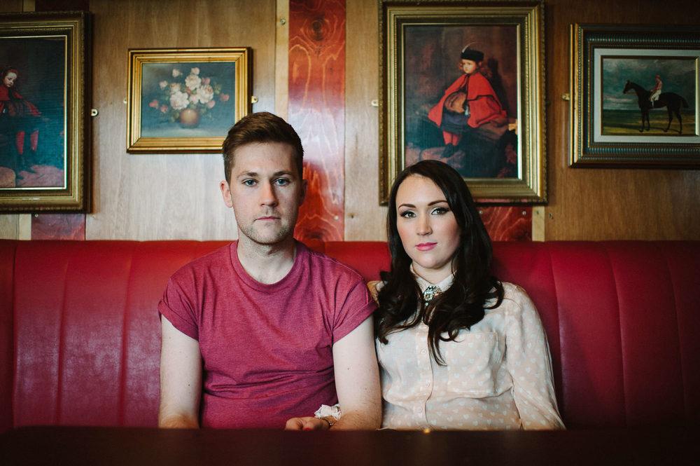 Alternative Belfast Northern Ireland and European Destination Wedding Photographers