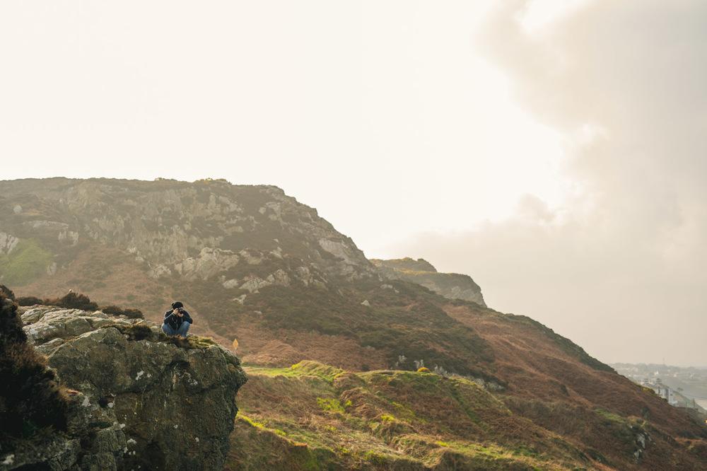 Nothern Irish wedding photographer alternative