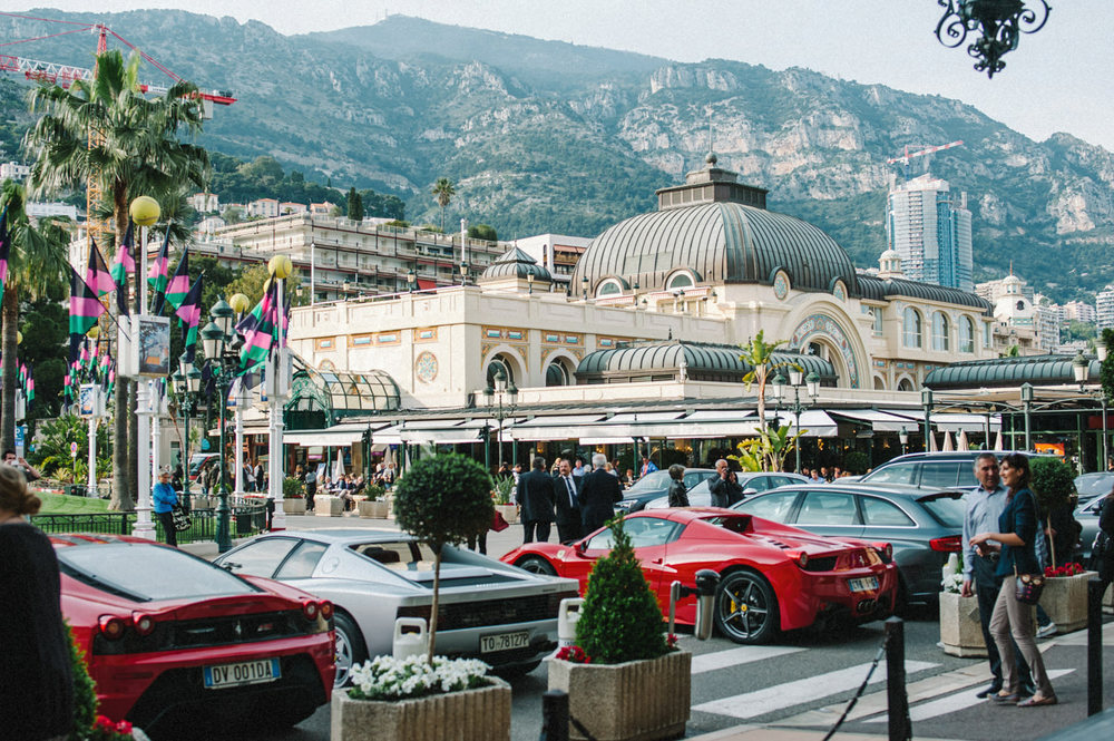 Monaco Ferrari