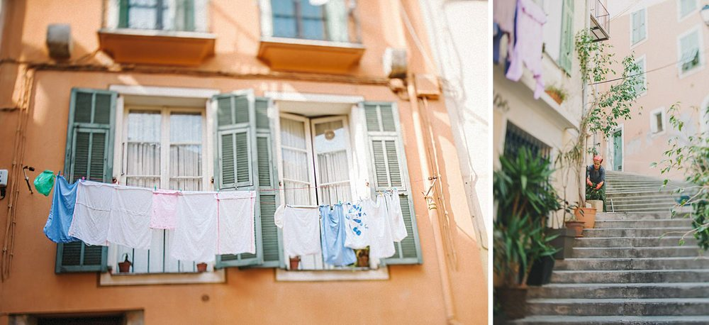Villefranche sur mer wedding photography