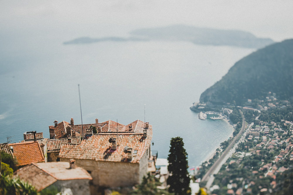 Eze Sur Mer France Wedding Photographers | English speaking French wedding photographers