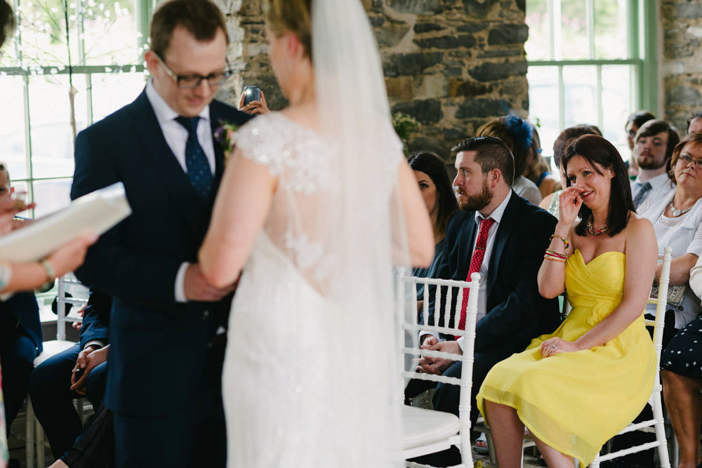 Humanist Wedding Photography at Orange Tree house in Greyabbey Northern Ireland