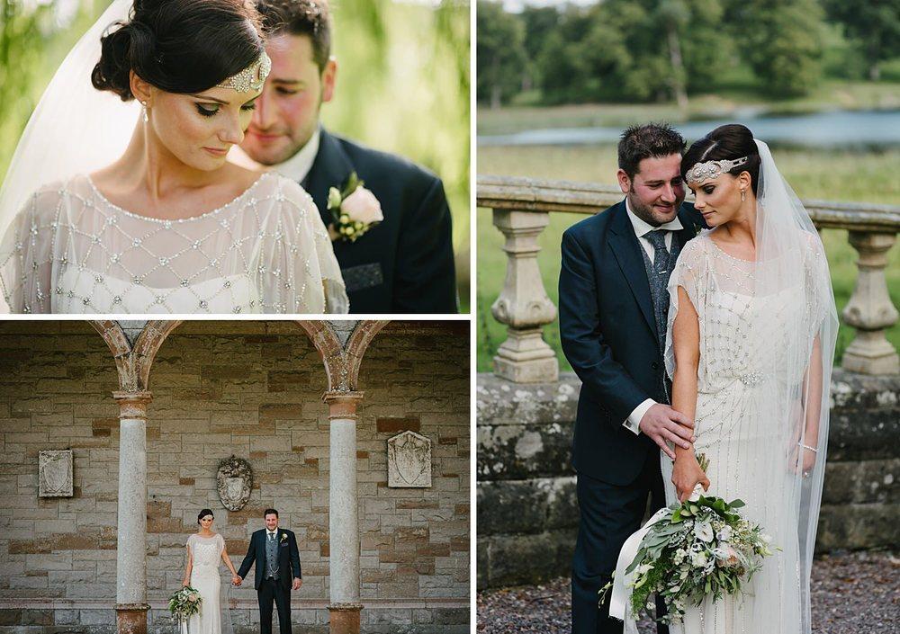 Castle Leslie Wedding Photography.  Destination Wedding Photographers Northern Ireland.
