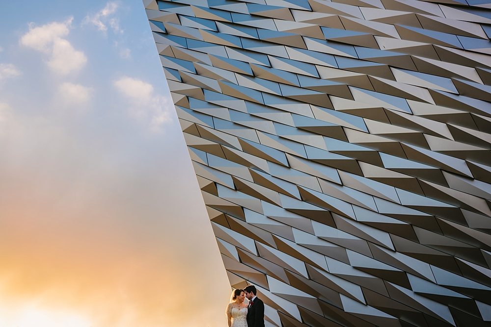 Titanic Belfast Wedding Photos Photographers