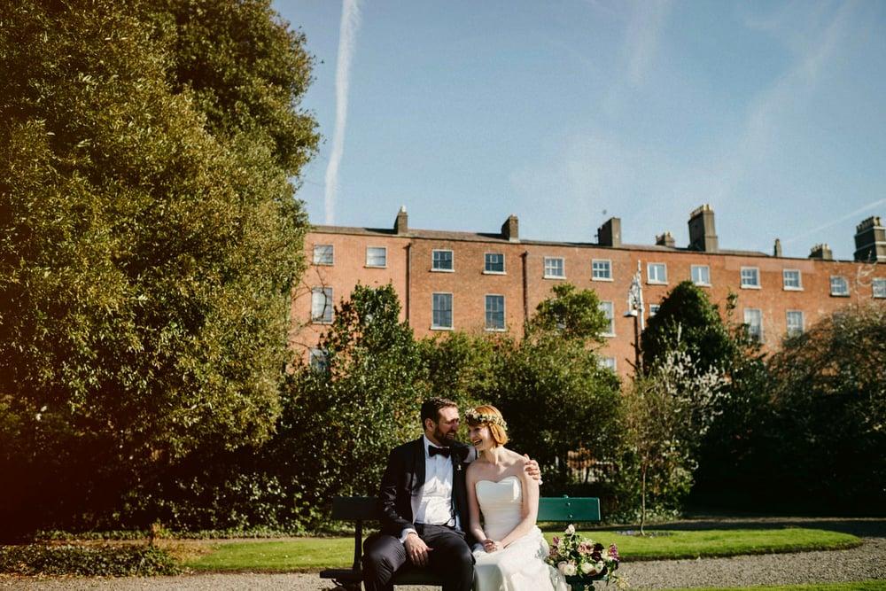 Dublin Outdoor Wedding