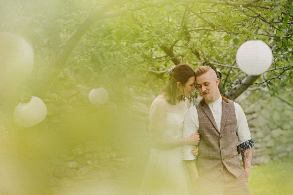 English speaking wedding photographers in France