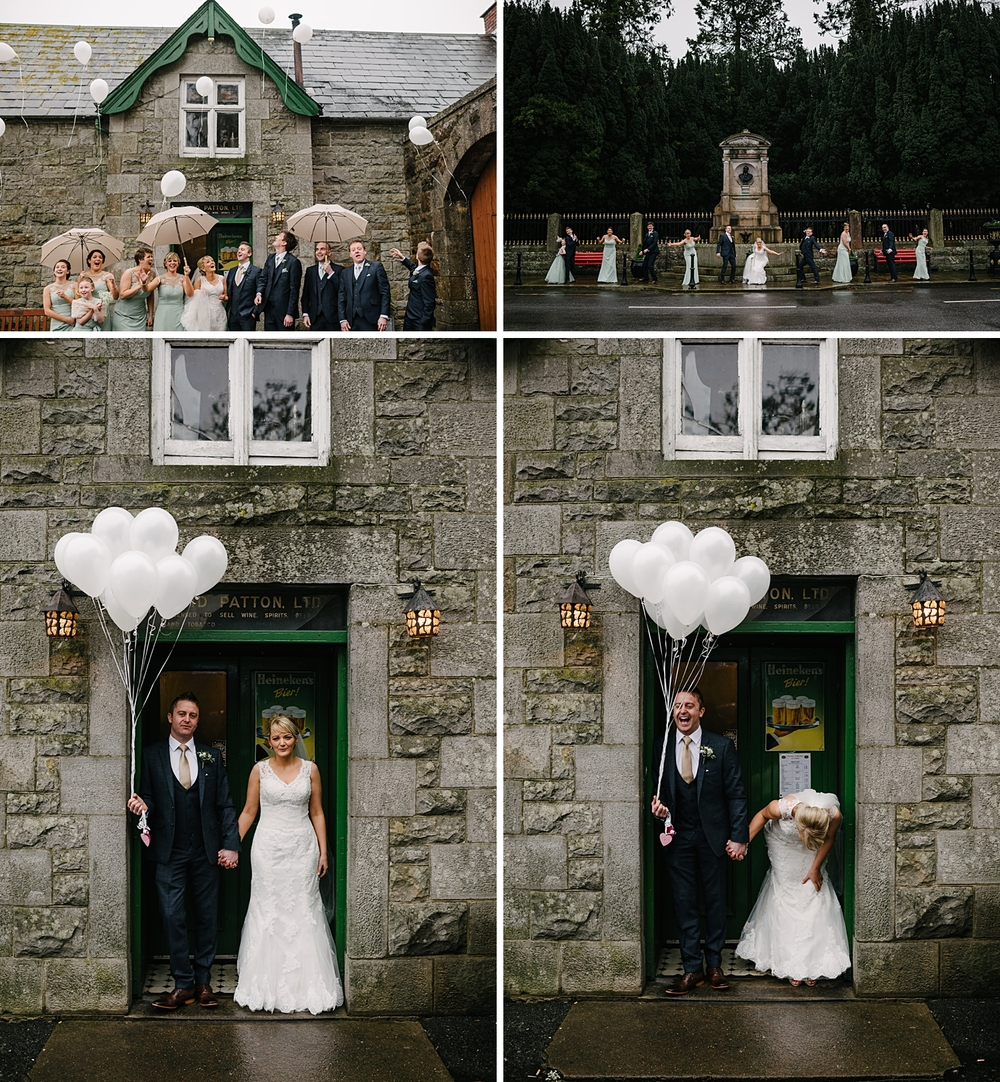 Top 10 wedding photographers Northern Ireland