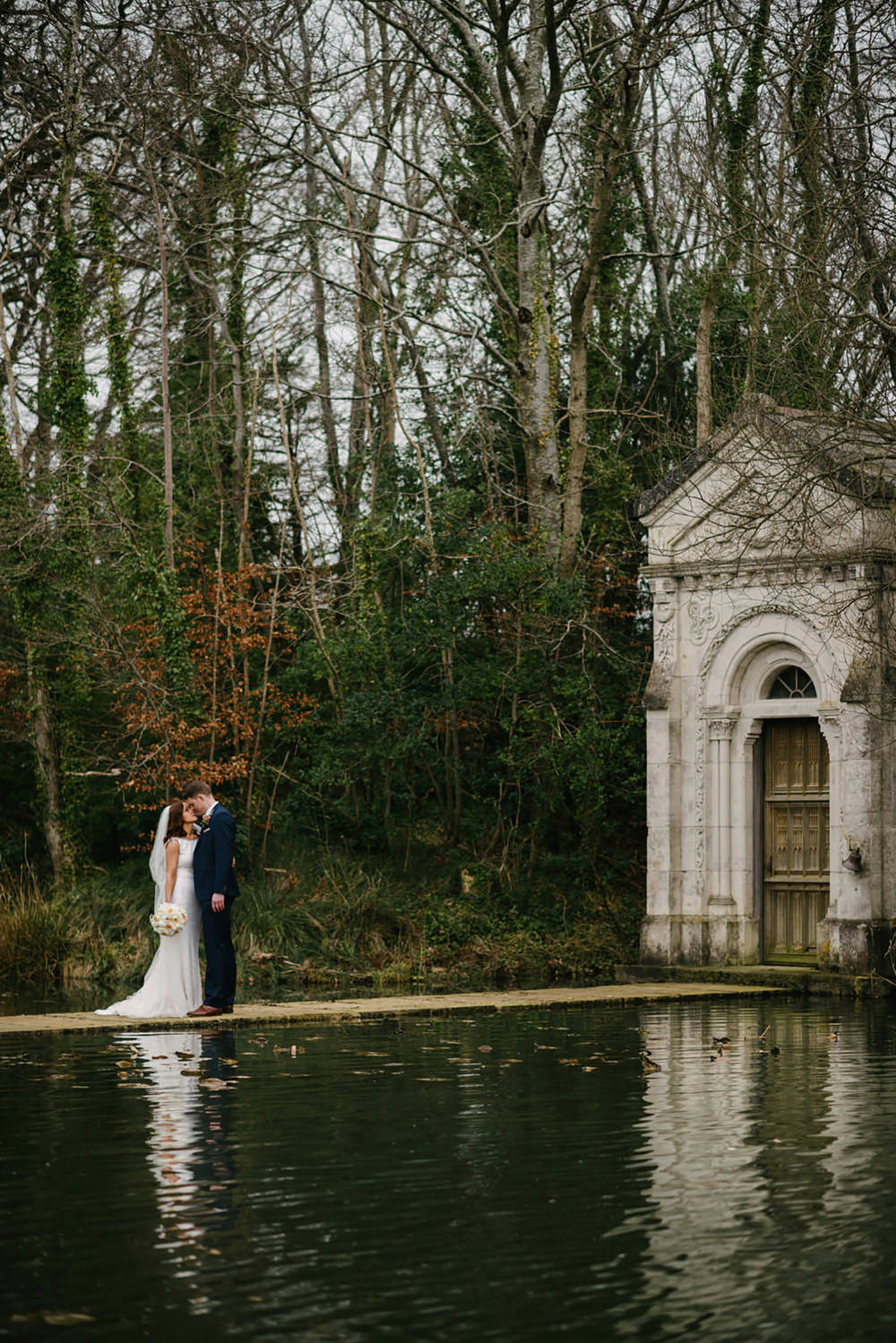 Village at Lyons Wedding photos photography.  Best Wedding photographers Ireland.
