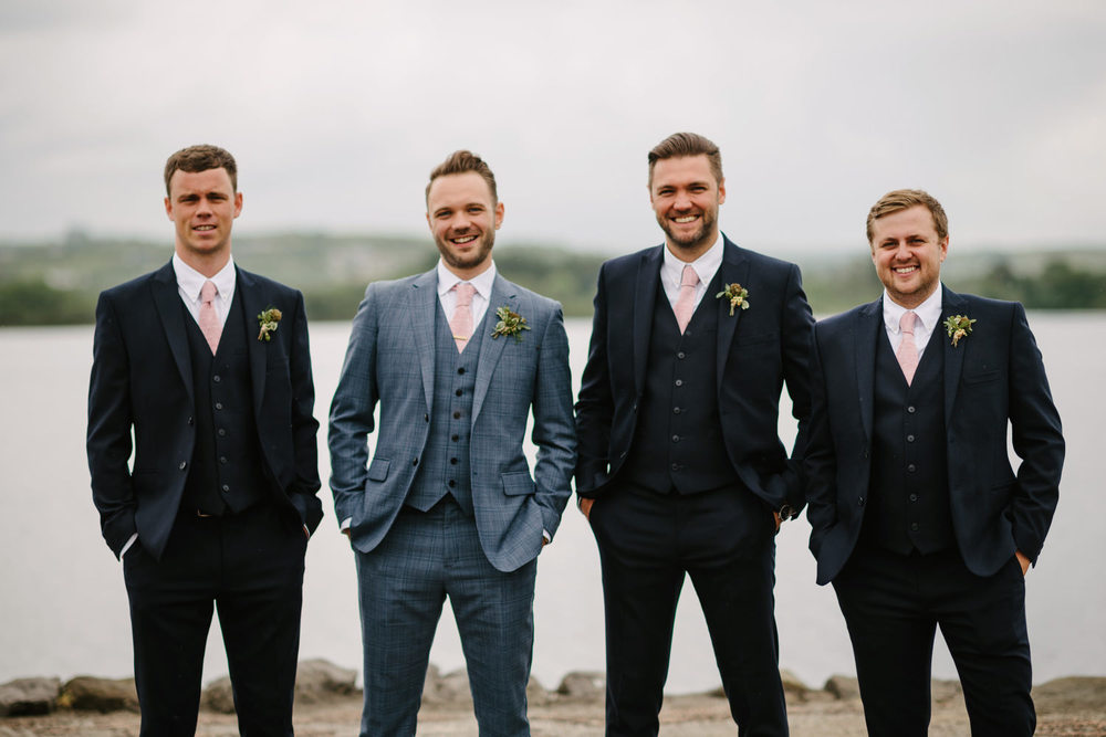 Harvey's Point Donegal Wedding Photos