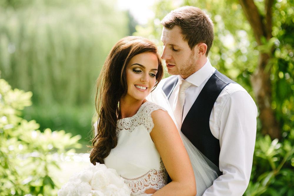 Castle Bellingham wedding photos. Stephanie McParland Wedding.