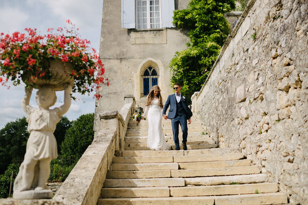 Destination Wedding Photographers, Bordeaux France.  Best English speaking wedding photographers France. Best wedding photographers France. Chateau Lagorce
