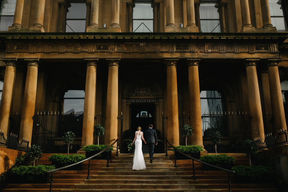 Belfast Wedding photographers NI. Simple Tapestry. Merchant Hotel Wedding. Cathedral Quarter.