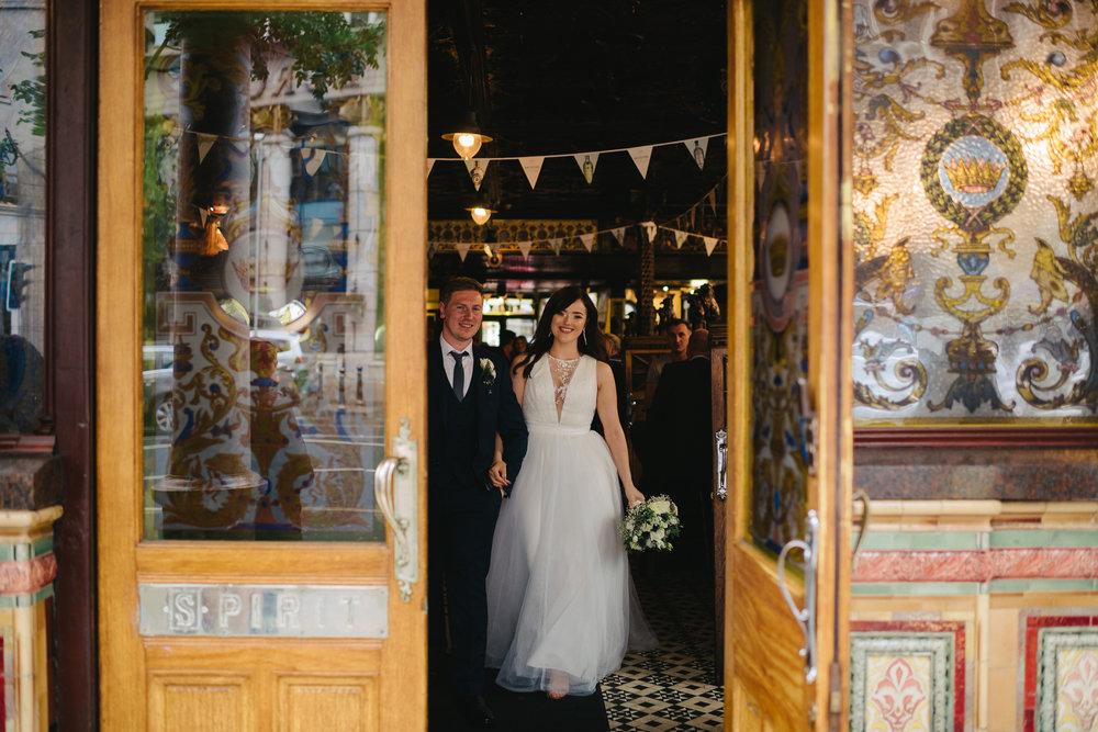 Belfast City Wedding Venues Simple Tapestry Creative Wedding