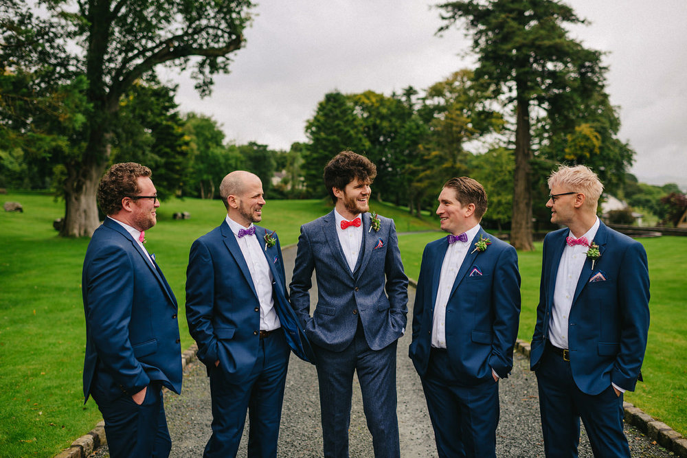 Mairead McDaid and Ciaran Dunphy, remain in light photography wedding photographs