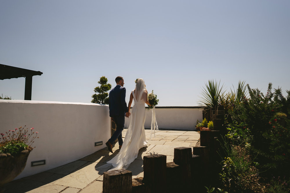 Orange Tree House wedding photos