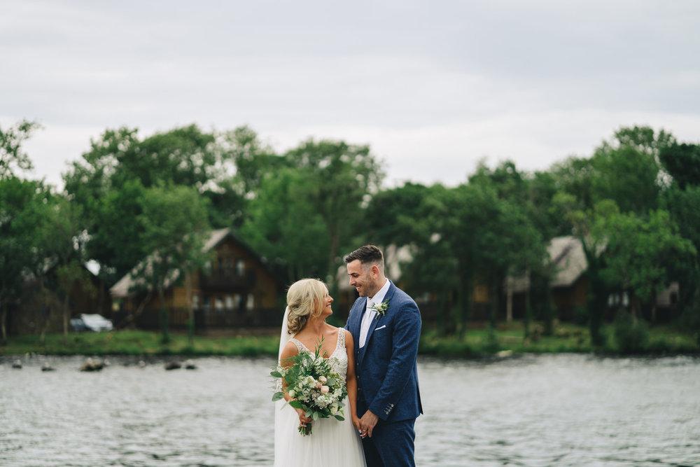 Lusty Beg Wedding Photos.