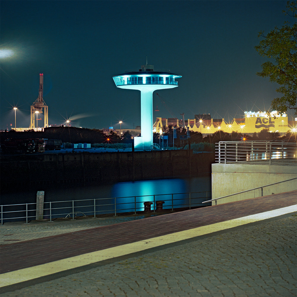 Wohnturm Baakenhafen