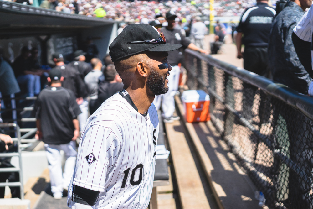 Shortstop Alexei Ramirez wants in on the reunion.