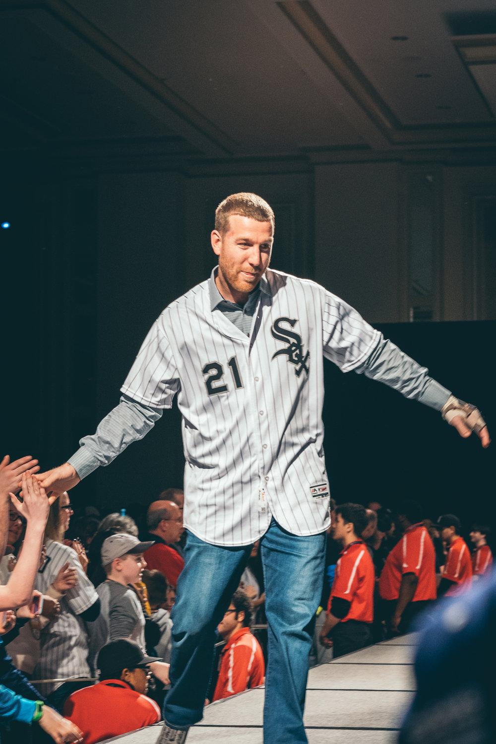 Todd Frazier, Third Baseman
