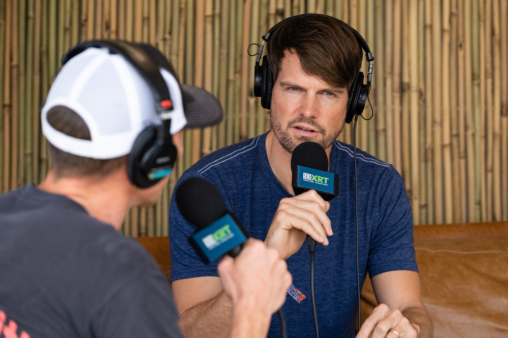 Tycho / @ISO50 interview with @93XRT