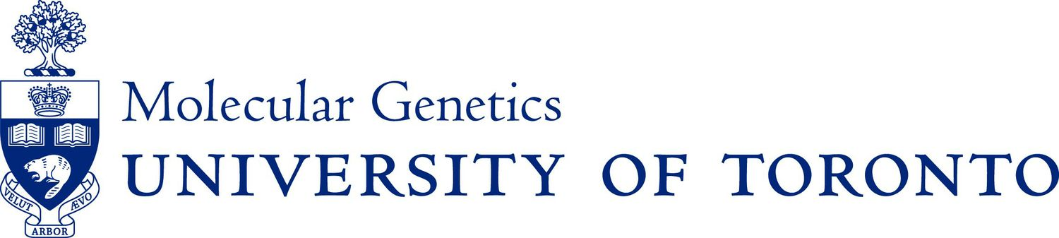 Molecular Genetics - University of Toronto