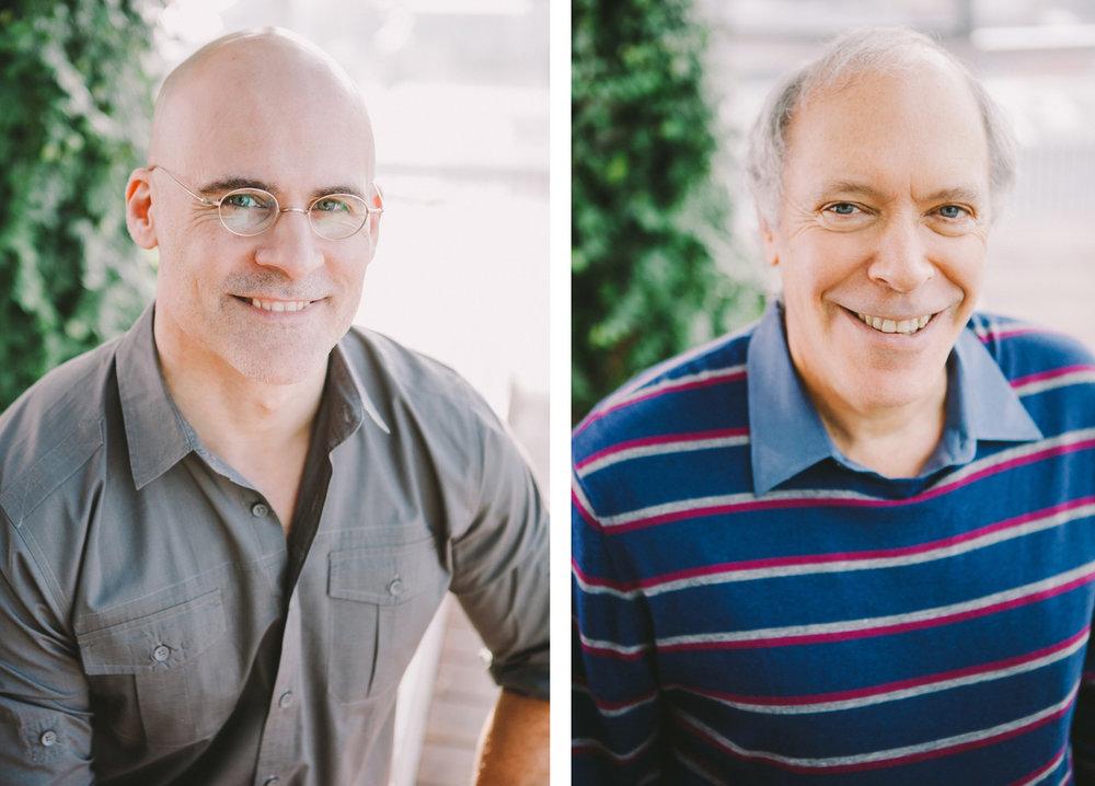 Dr. Tim Hughes & Dr. Jack Greenblatt